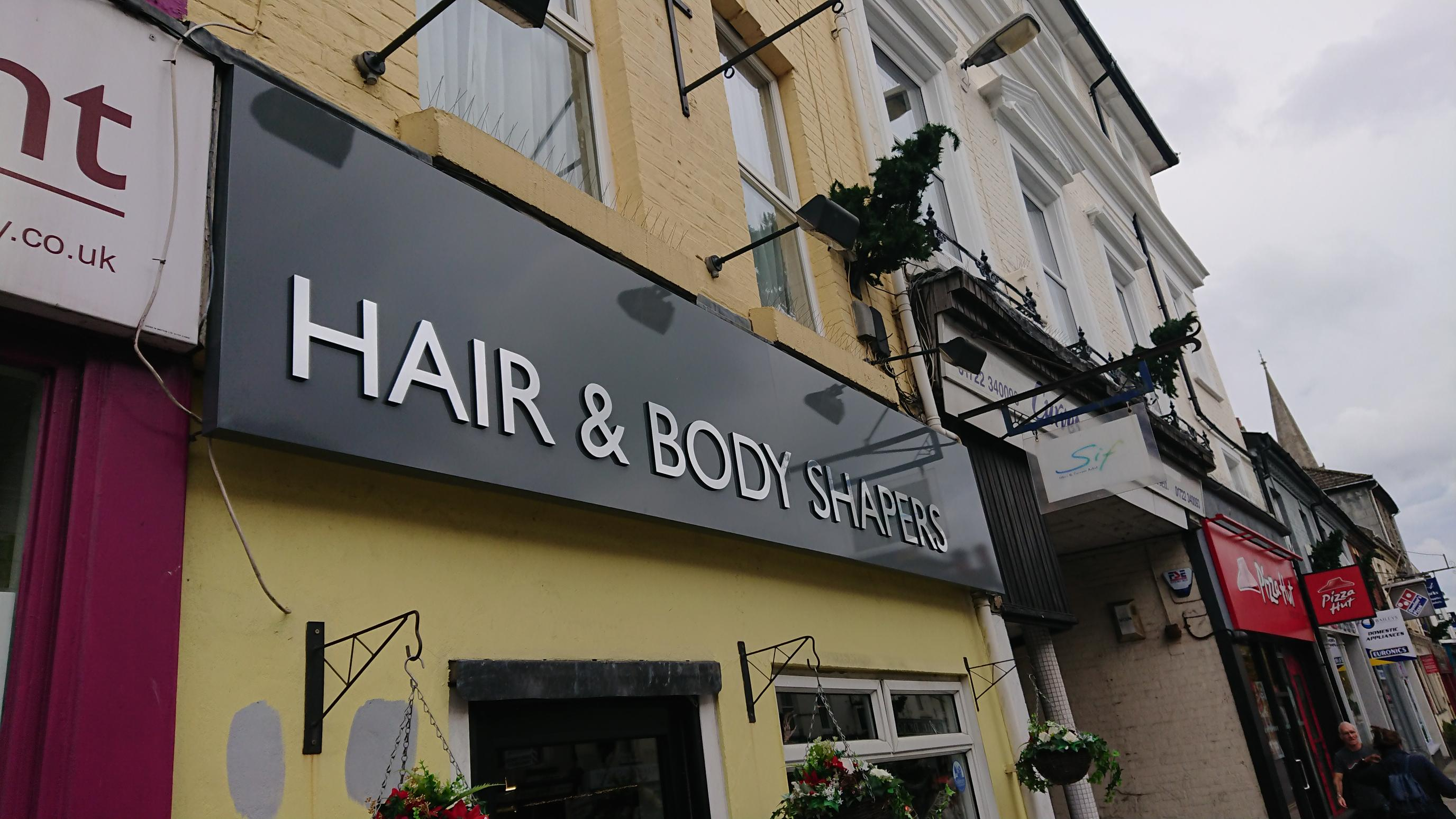 Hair And Body Shapers
