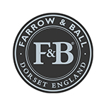 Farrow & Ball Company Logo Sign