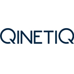 QinetiQ Custom Logo Sign