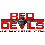 Red Devils Army Parachute Displays